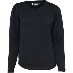Ivanhoe of Sweden ECO Ivy Crewneck Pullover Dames, black